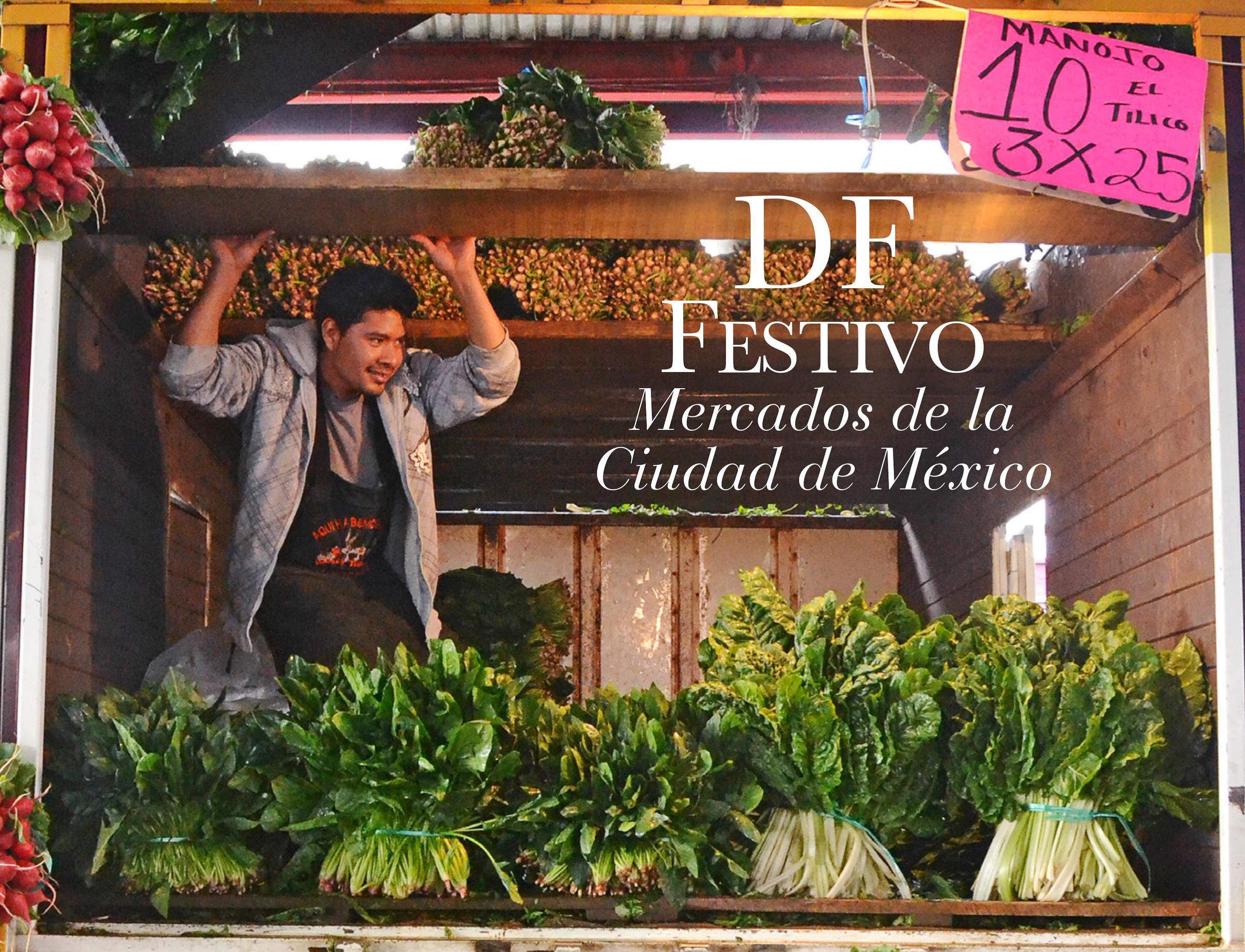 Mercados de la Ciudad de México