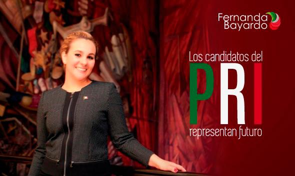 LOS CANDIDATOS DEL PRI REPRESENTAN FUTURO CEN del PRI Miércoles, 19 de abril de 2017