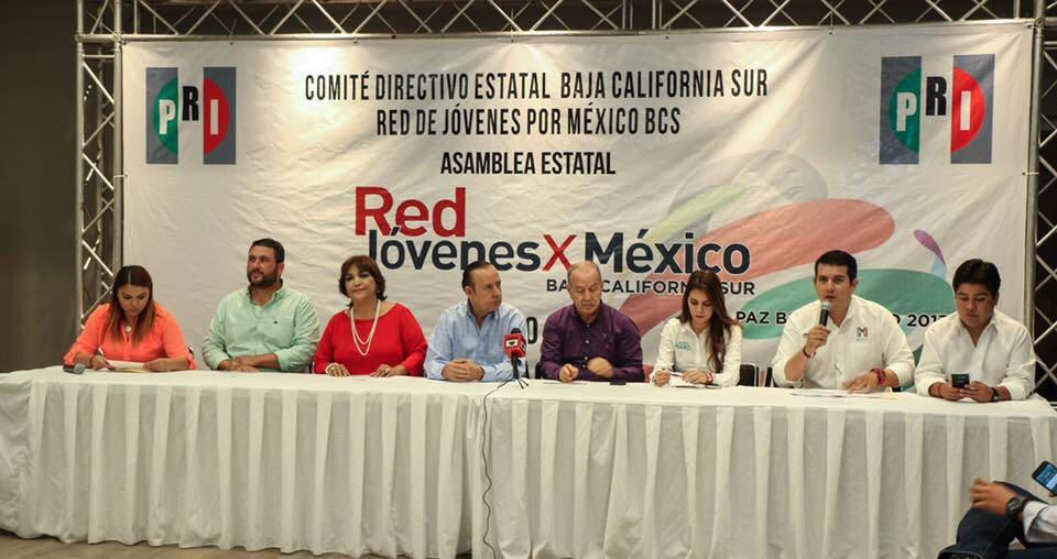 REALIZAN EXITOSAMENTE ASAMBLEA ESTATAL DE LA RED JÓVENES  X MÉXICO HACIA LA XII ASAMBLEA NACIONAL ORDINARIA