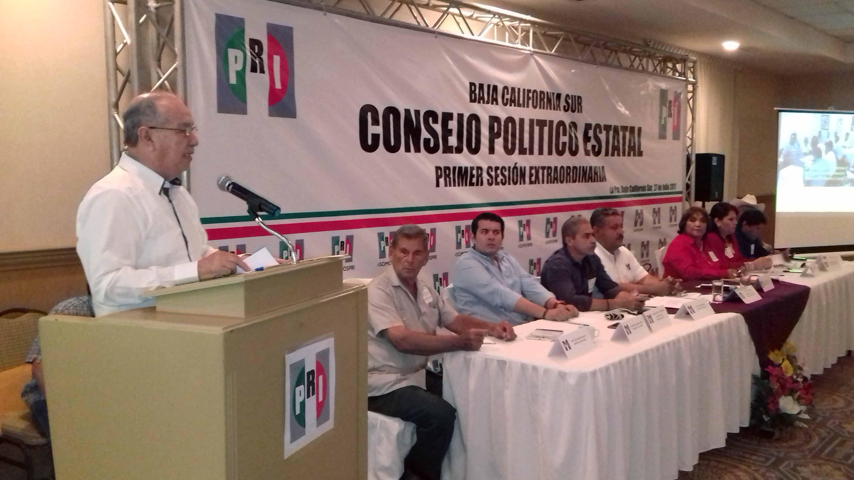 APRUEBA CPE DEL PRI MÉTODO DE ELECCIÓN DEL COMITÉ DIRECTIVO ESTATAL PARA EL PERÍODO 2017-2021