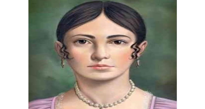 En 1842. Muere Leona Vicario, heroína de la Independencia.
