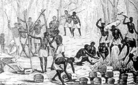 Día Internacional del Recuerdo de la Trata de Esclavos y de su Abolición.