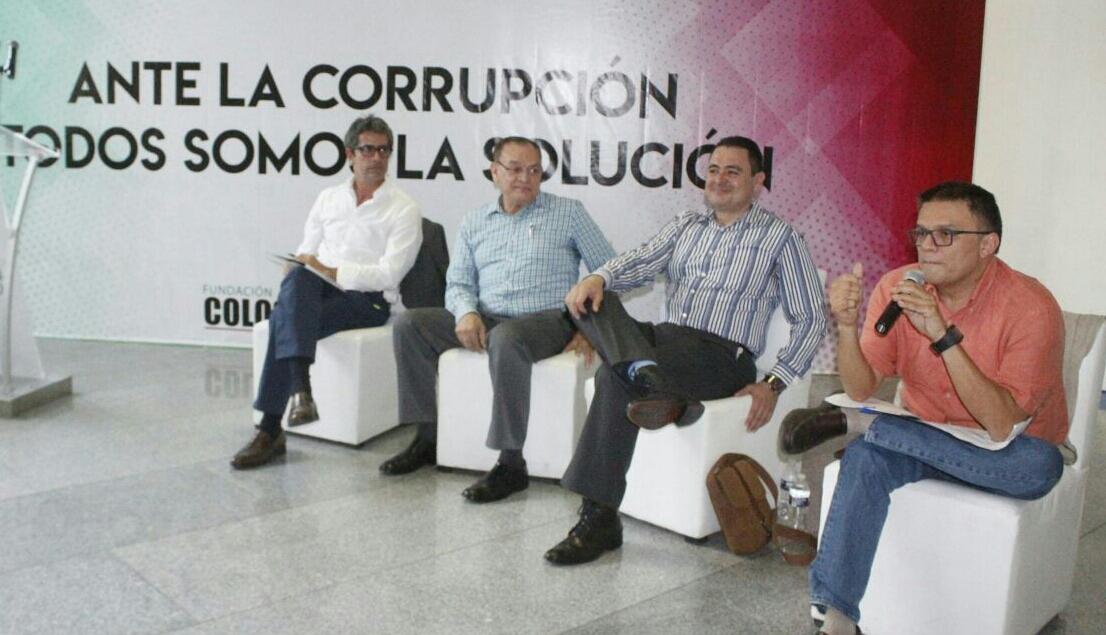 """IMPARTE FUNDACIÓN COLOSIO SINALOA EL FORO  'ANTE LA CORRUPCIÓN TODOS SOMOS LA SOLUCIÓN"""""""