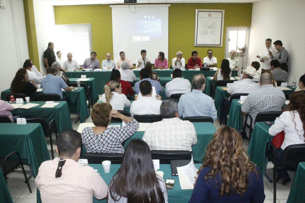 INTENSIFICA PRI TRABAJO DE ORGANIZACIÓN ELECTORAL DE CARA AL PROCESO 2017 – 2018