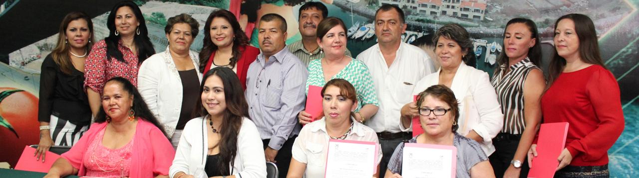 LIDERAN MUJERES EL MT EN MUNICIPIOS DE SINALOA