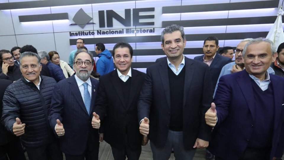 APOYARÁ EL PRI DE BCS LA COALICIÓN MEADE CIUDADANO POR MÉXICO