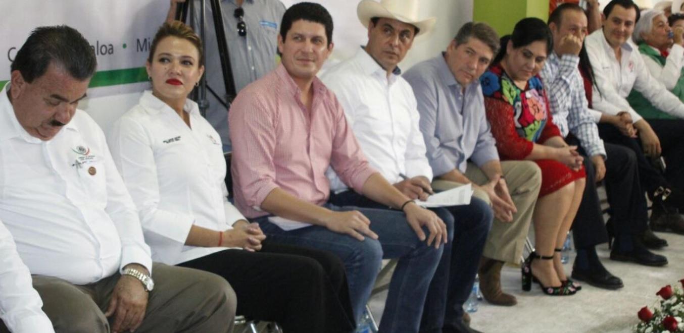 EN EL PRI TENEMOS QUE SEGUIR LUCHANDO POR EL BENEFICIO DE LOS PRODUCTORES AGRÍCOLAS Y SUS FAMILIAS: CARLOS GANDARILLA