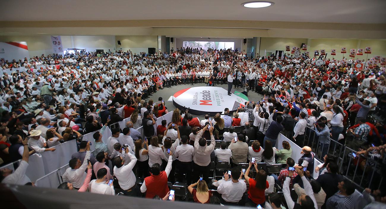 MÉXICO QUIERE PROPUESTAS, NO DIVISIÓN NI CONFRONTACIÓN: JOSÉ ANTONIO MEADE KURIBREÑA