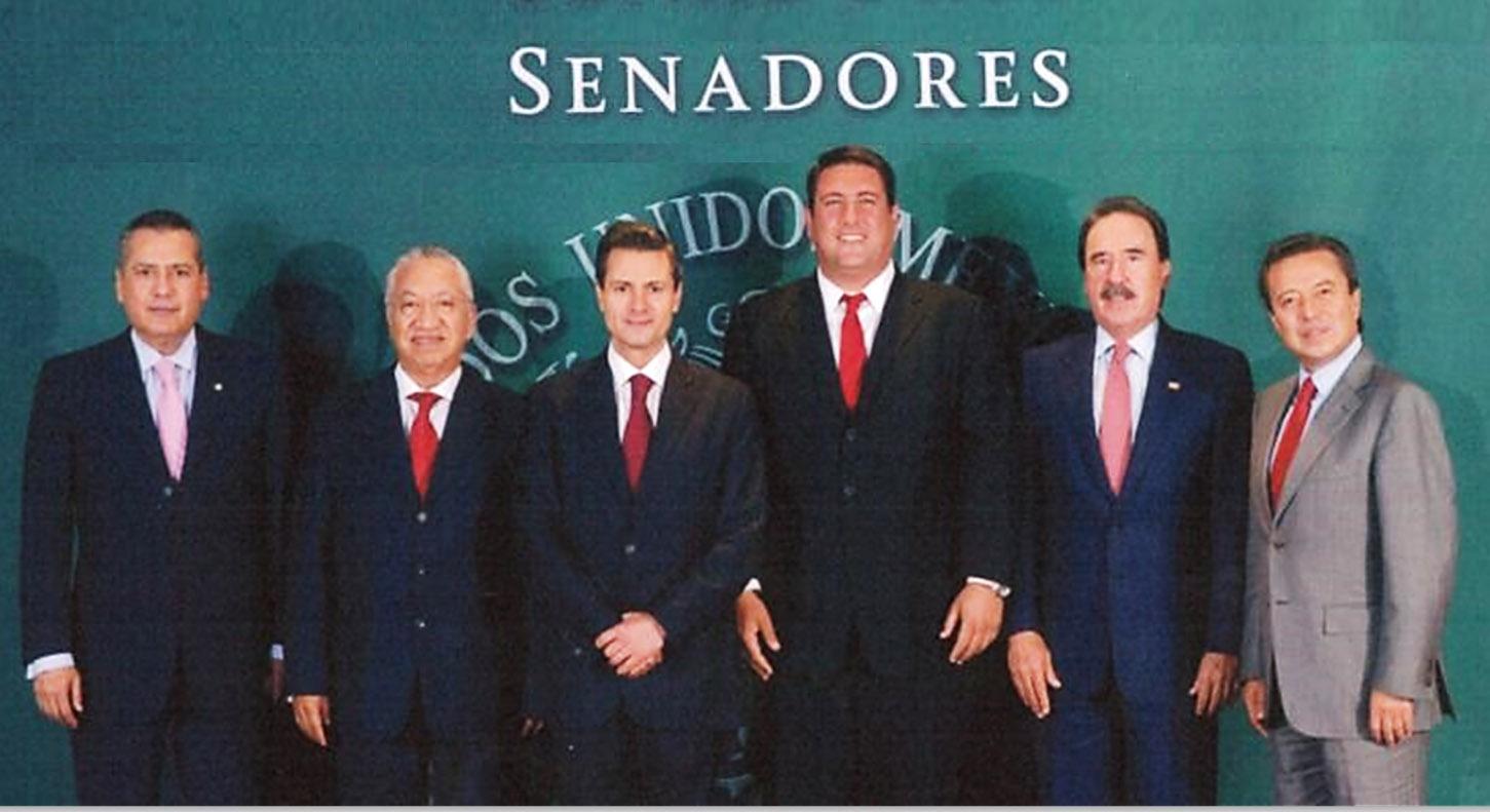 """""""Pemex y CFE no se venden ni se privatizan"""": Senador Ricardo Barroso"""