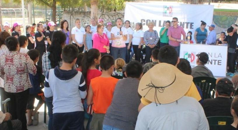 REALIZA PRI JORNADA DE SERVICIOS GRATUITOS EN LA LOMBARDO TOLEDANO