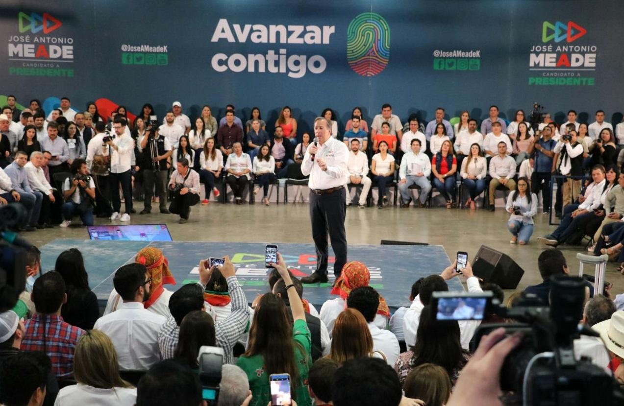 LANZA JOSÉ ANTONIO MEADE EL PROGRAMA DE APOYO INDIVIDUAL AVANZAR CONTIGO