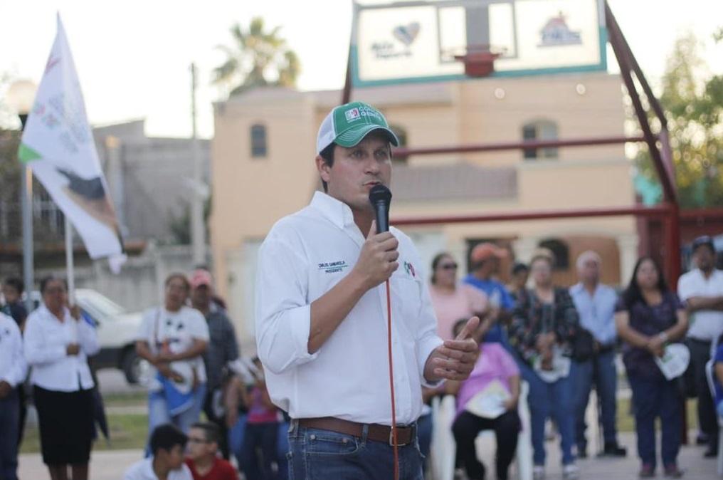COHESIÓN Y UNIDAD, TÉRMINOS QUE DEFINIRÁN LA VICTORIA DEL PRI EN JULIO: CARLOS GANDARILLA