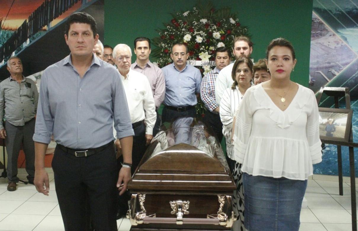 EL PRIISMO SINALOENSE HONRA LA MEMORIA DE DON LUIS ALFREDO DOIG ALVEAR GÁNDARA