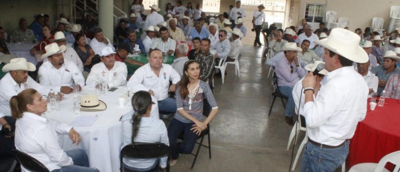 VOTAR POR MEADE Y LOS CANDIDATOS DEL PRI ES VOTAR POR LA TRANSFORMACIÓN DEL CAMPO SINALOENSE: CARLOS GANDARILLA