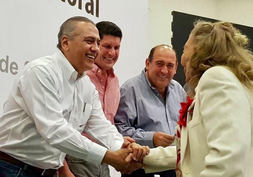 VOTAR SEGURO ES VOTAR POR JOSÉ ANTONIO MEADE, POR LA VIABILIDAD DE SINALOA Y DE MÉXICO: MANLIO FABIO BELTRONES
