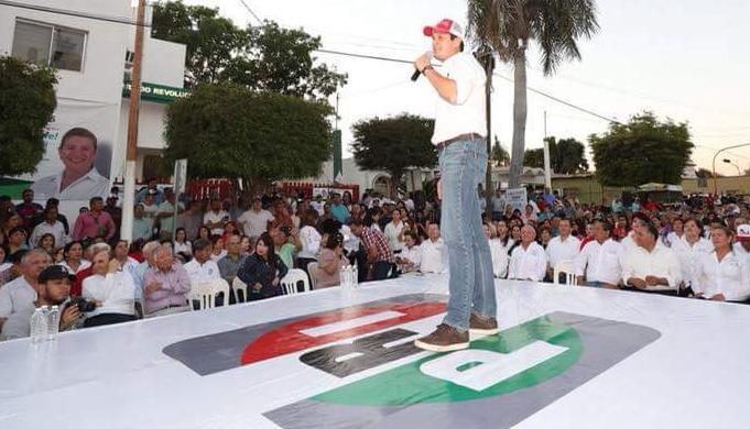 EL PRI ESTÁ LISTO PARA GANAR; INICIAN LAS CAMPAÑAS DEL PROCESO ELECTORAL LOCAL