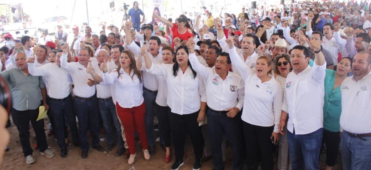 CANDIDATOS DEL PRI HACEN COMPROMISOS POR EL SECTOR PESQUERO
