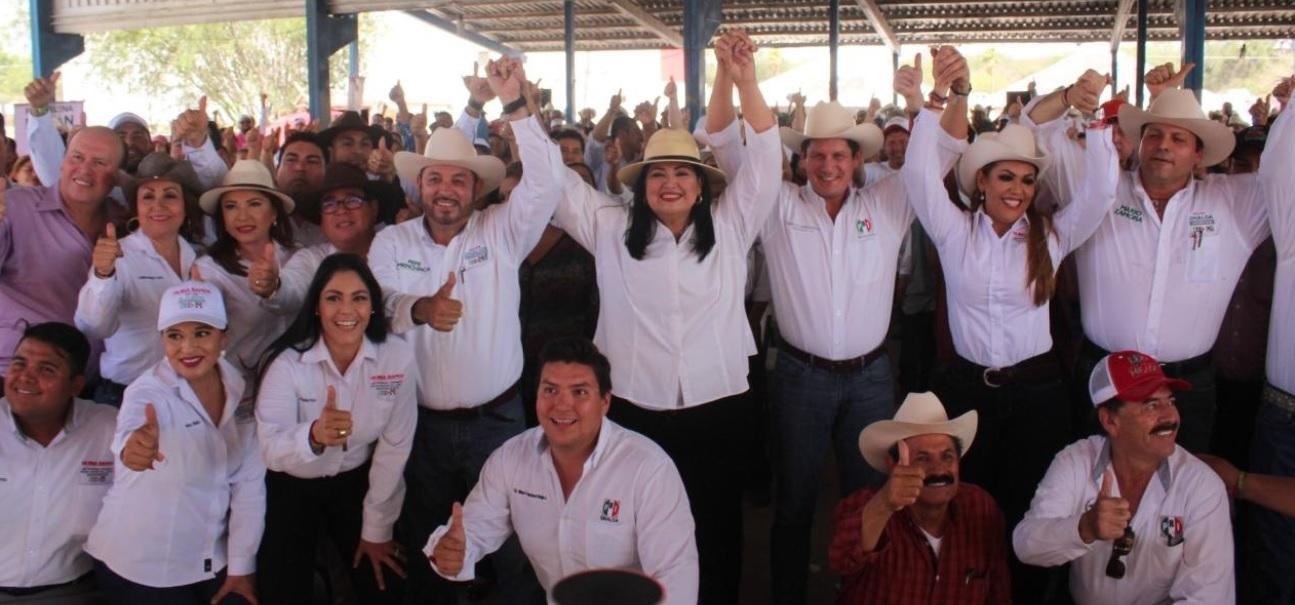 DESDE EL FUERTE SE CONSTRUYE LA VICTORIA DEL PRI: CARLOS GANDARILLA
