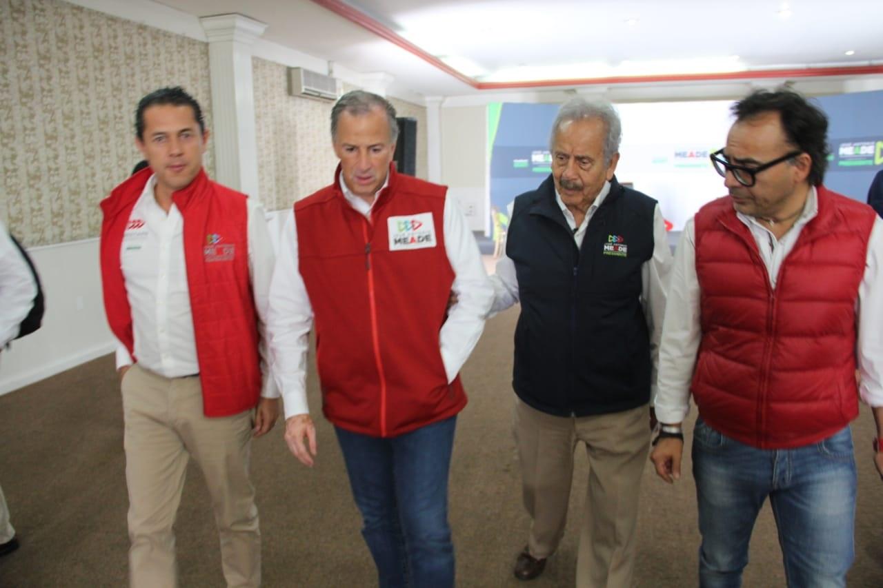 GUSTAVO GRANADOS, REFRENDÓ SU COMPROMISO DE TRABAJO Y SERVICIO POR AGUASCALIENTES Y SU GENTE