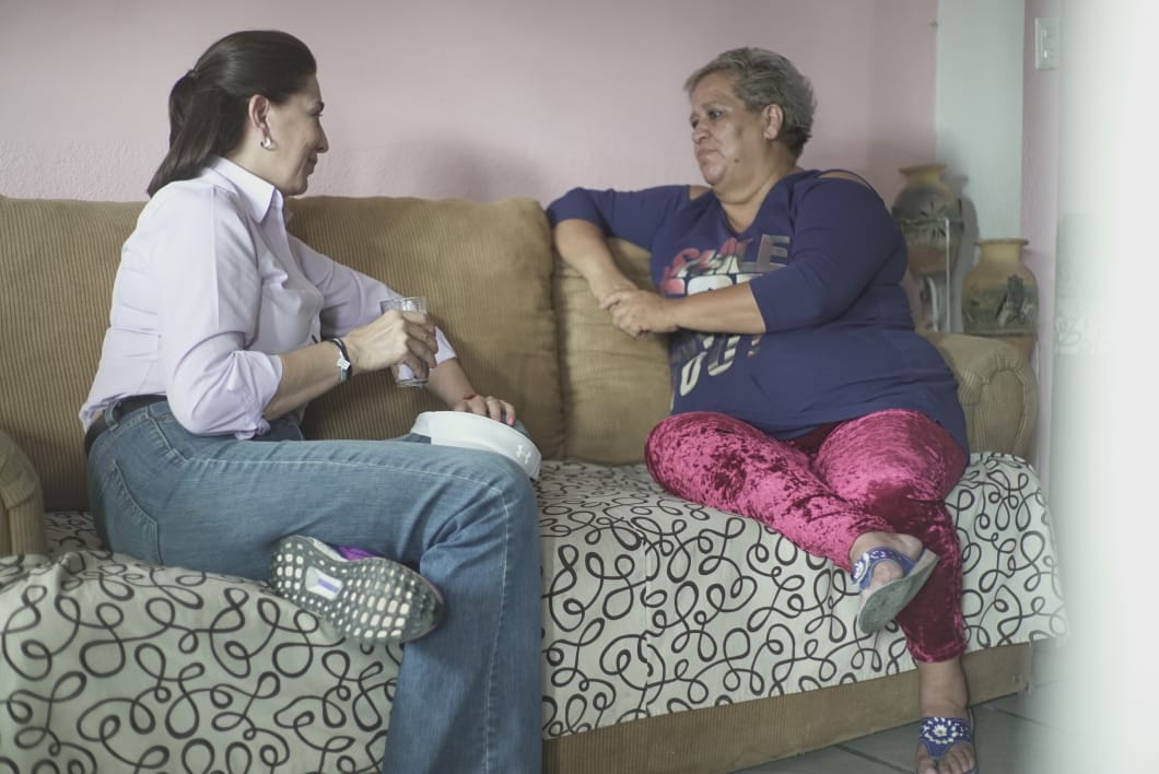 RESPALDAN HABITANTES DEL ORIENTE CITADINO PROPUESTA LEGISLATIVA DE LORENA MARTÍNEZ