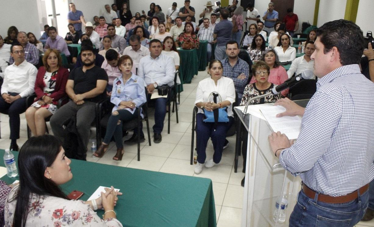 CON TRABAJO, RESULTADOS Y EN UNIDAD, EL PRI RECUPERARÁ LA CONFIANZA DE LA GENTE: CARLOS GANDARILLA