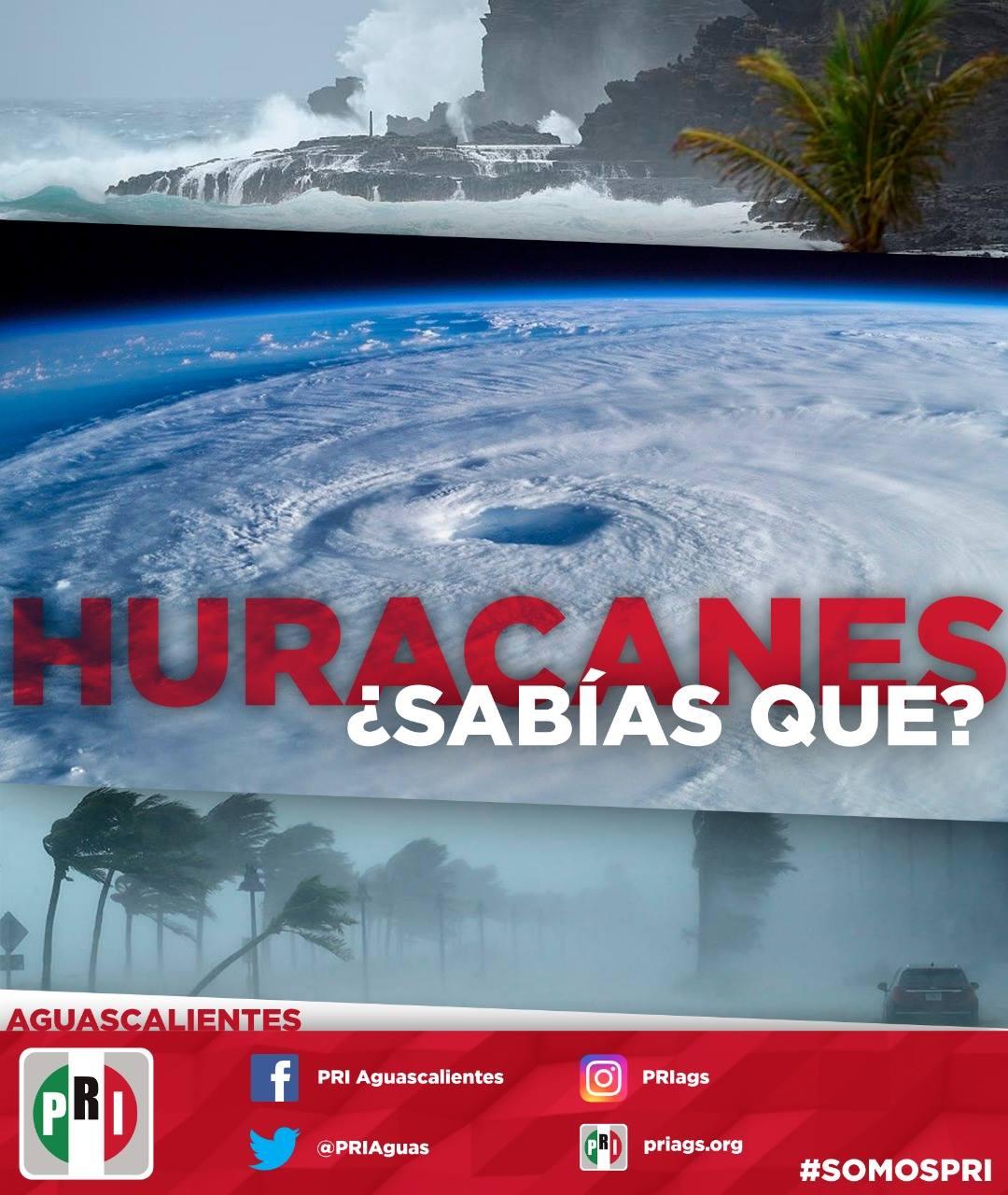 ¿Por qué los huracanes tienen nombre de personas?