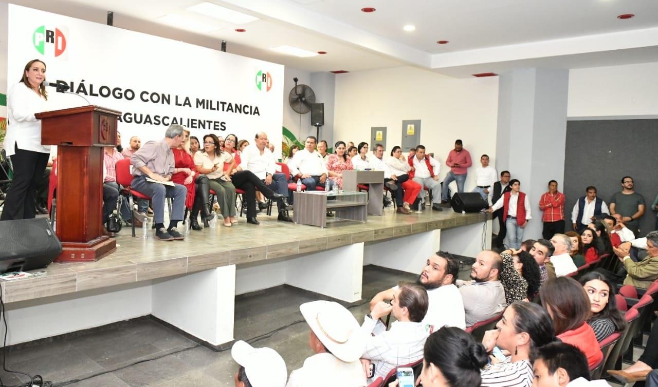 CONSTRUIMOS EN UNIDAD UNA CULTURA DEMOCRÁTICA, ABRIENDO ESPACIOS DE INCLUSIÓN: RUIZ MASSIEU