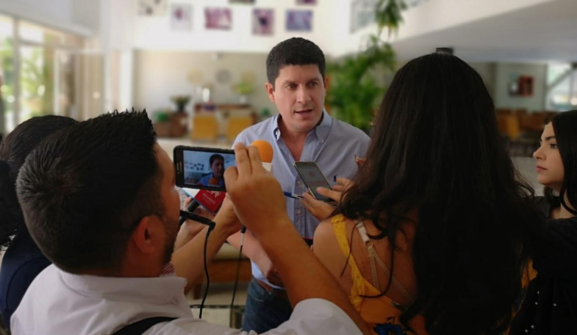 PRI hace un llamado al orden, en total pluralidad y transparencia: Carlos Gandarilla