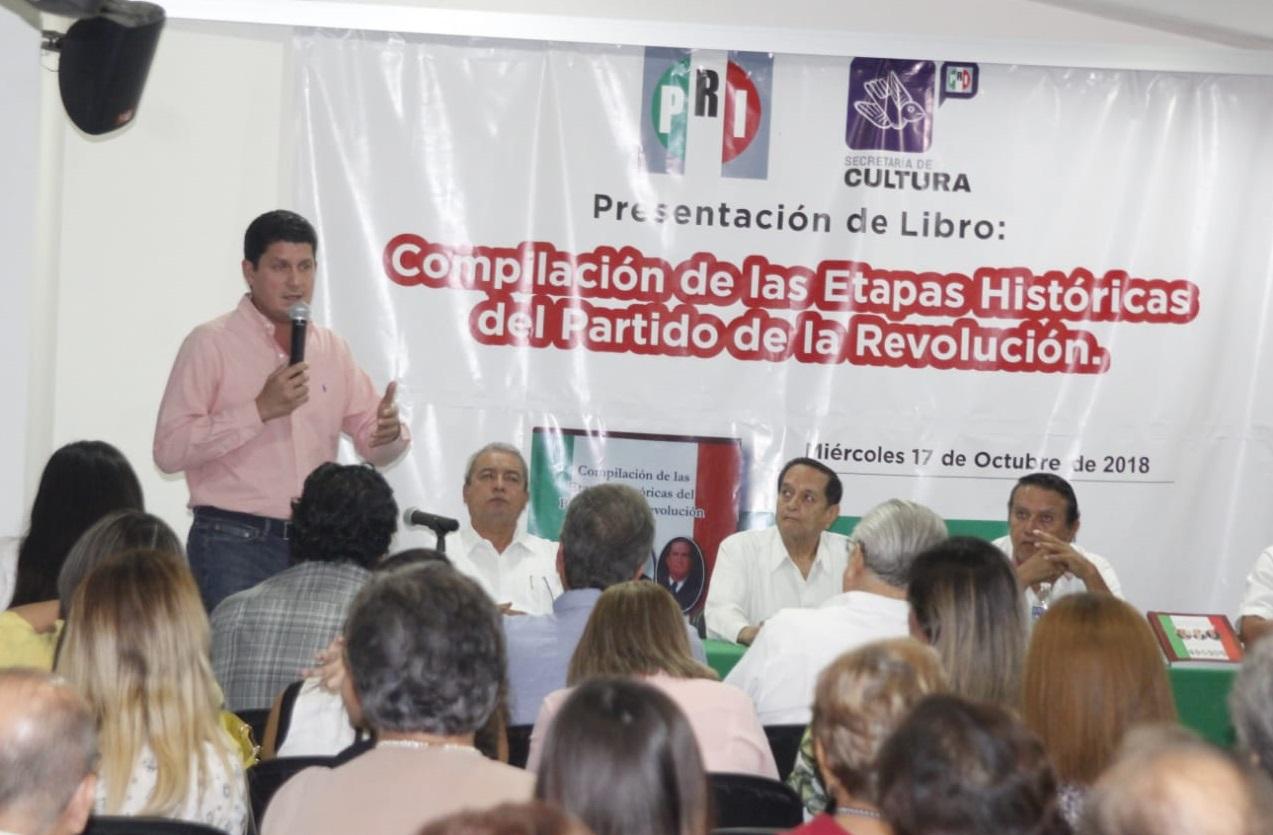 ENCABEZAR CAUSAS POPULARES, PRINCIPIO BÁSICO DEL PRI PARA GENERAR IDENTIDAD: CARLOS GANDARILLA