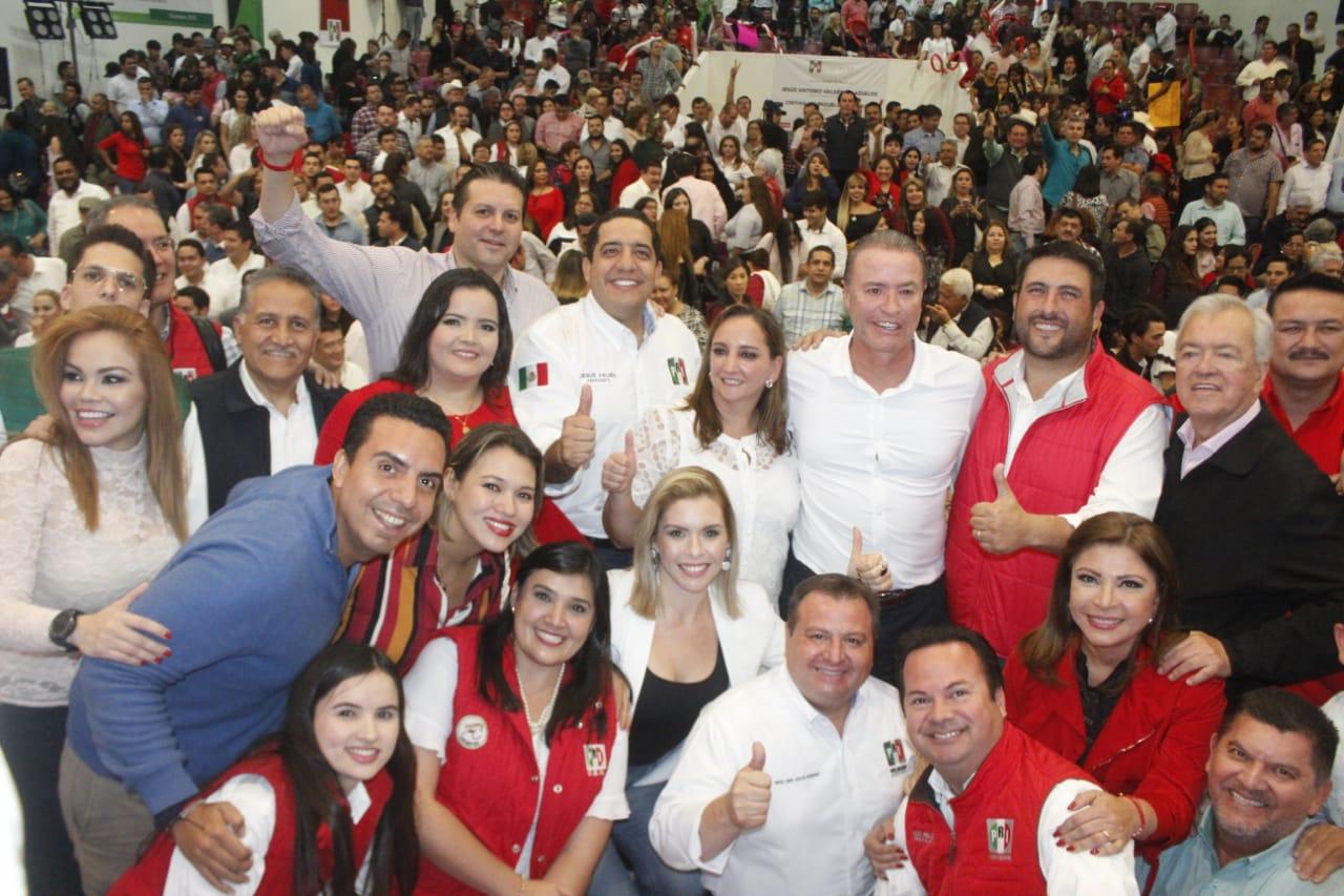 Inicia la nueva era del PRI, más cercano a la gente: Jesús Valdés