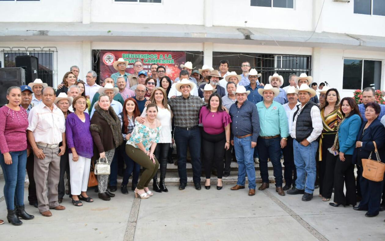 RECORRE JESÚS VALDÉS NUEVAMENTE EL MUNICIPIO DE GUASAVE