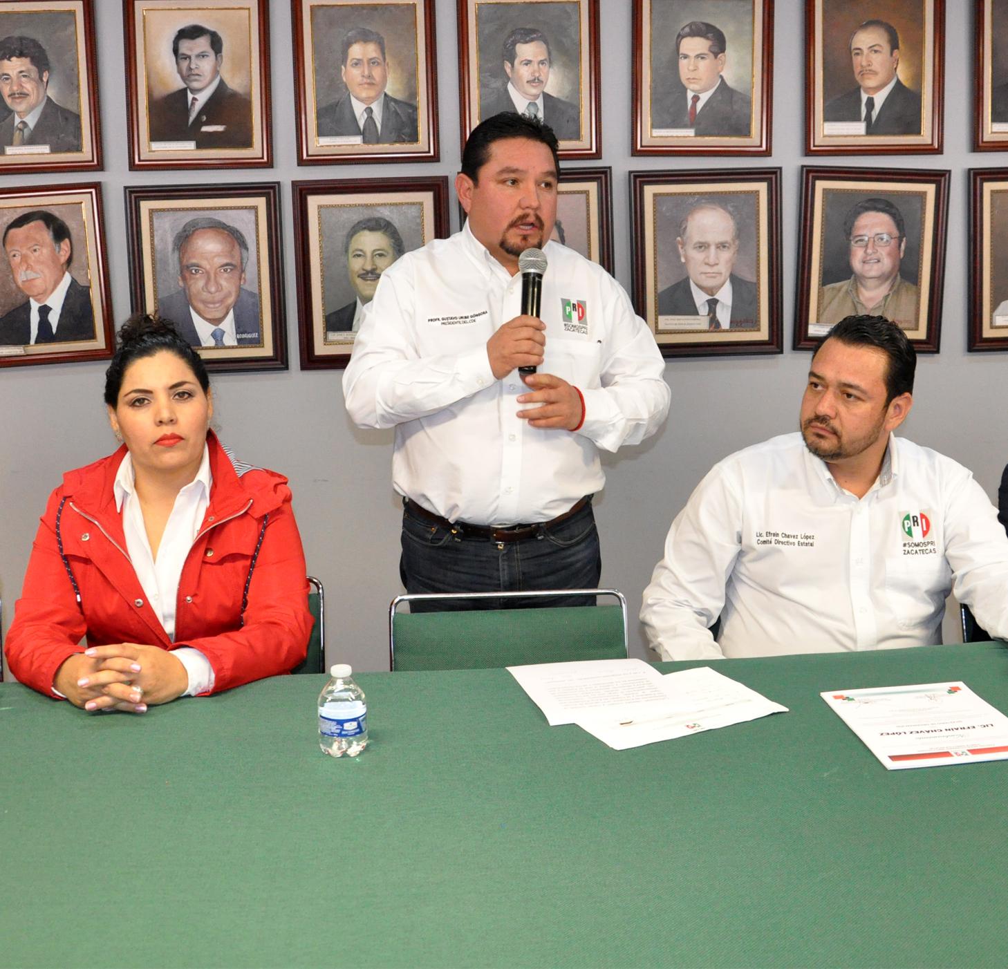 EXIGE EL PRI ATENCIÓN A DEMANDAS DE GUADALUPENSES