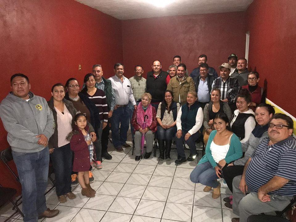 ARRANCA PRI ESTATAL PROGRAMA DE REVISIÓN DE ESTRUCTURAS Y ACERCAMIENTO CON LA MILITANCIA