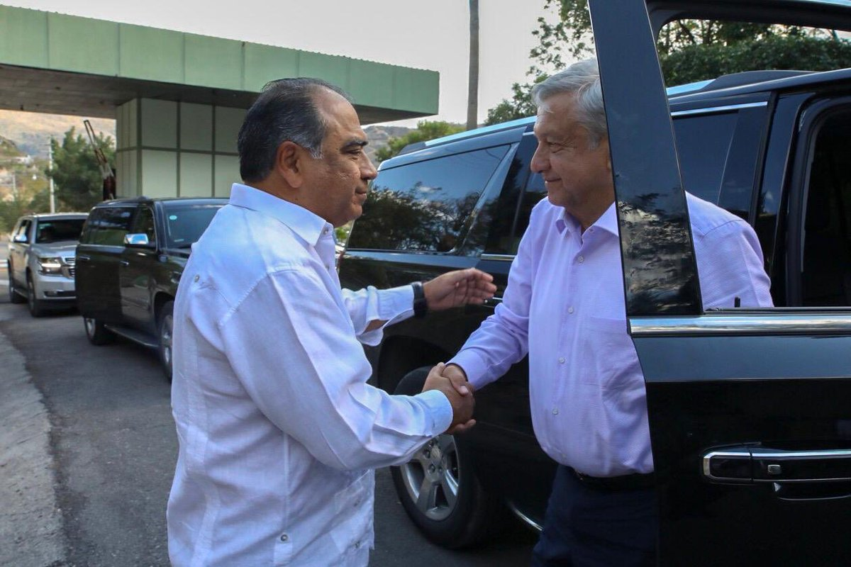 EL PRI LE RECUERDA A LÓPEZ OBRADOR QUE ES PRESIDENTE DE TODOS LOS MEXICANOS