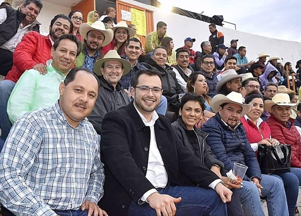 CIERRAN FILAS PRIISTAS DE JUCHIPILA, APOZOL Y JALPA CON DIRIGENCIA ESTATAL