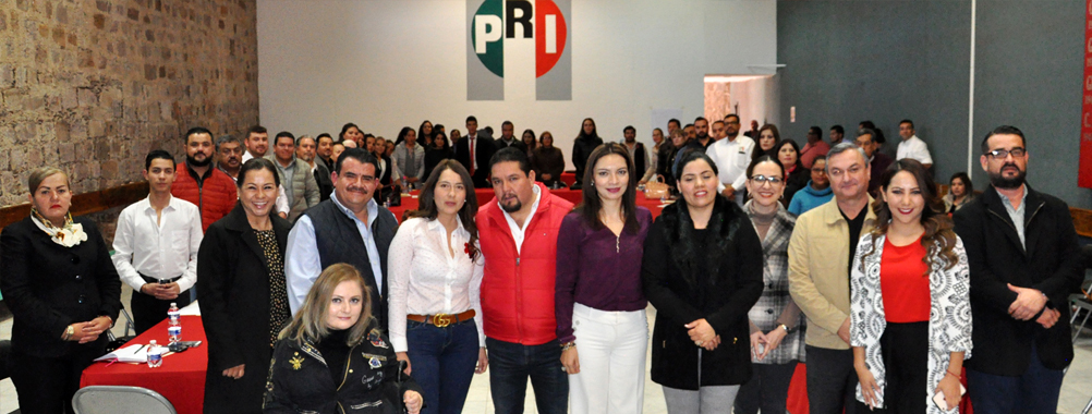 ARRANCA PRI NACIONAL RED DE EMPRENDEDORES SOCIALES EN ZACATECAS