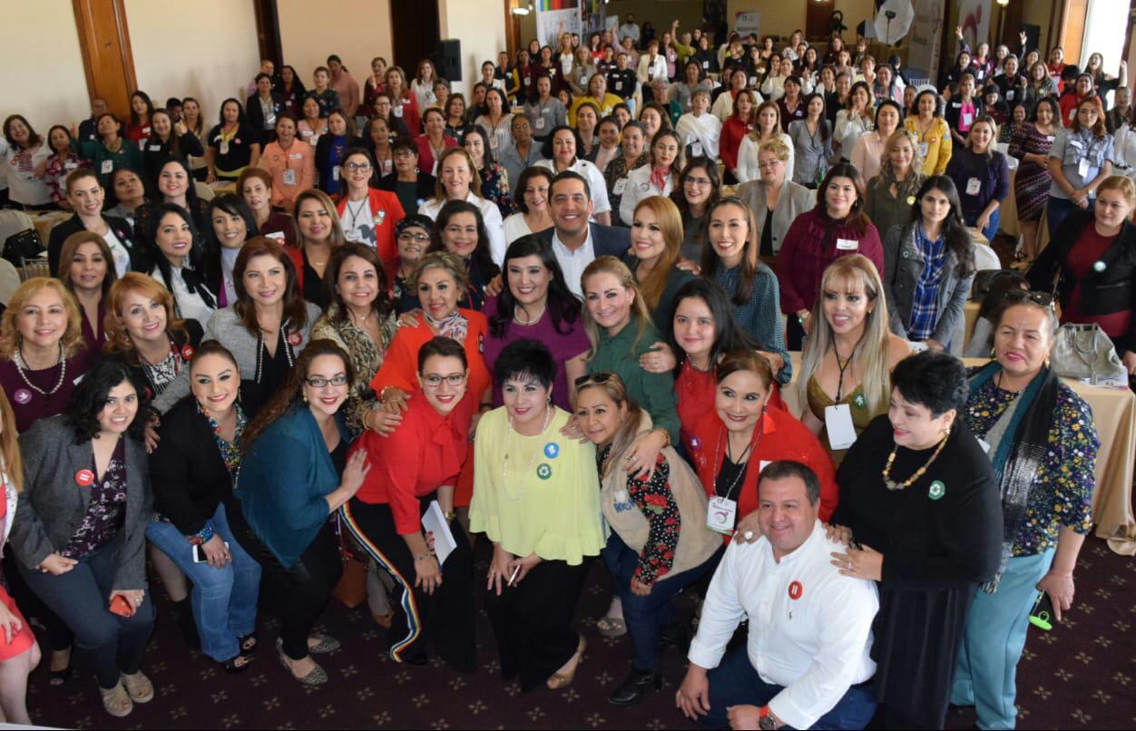 INICIA PRI SEGUNDA GENERACIÓN DE ESCUELA NACIONAL DE MUJERES