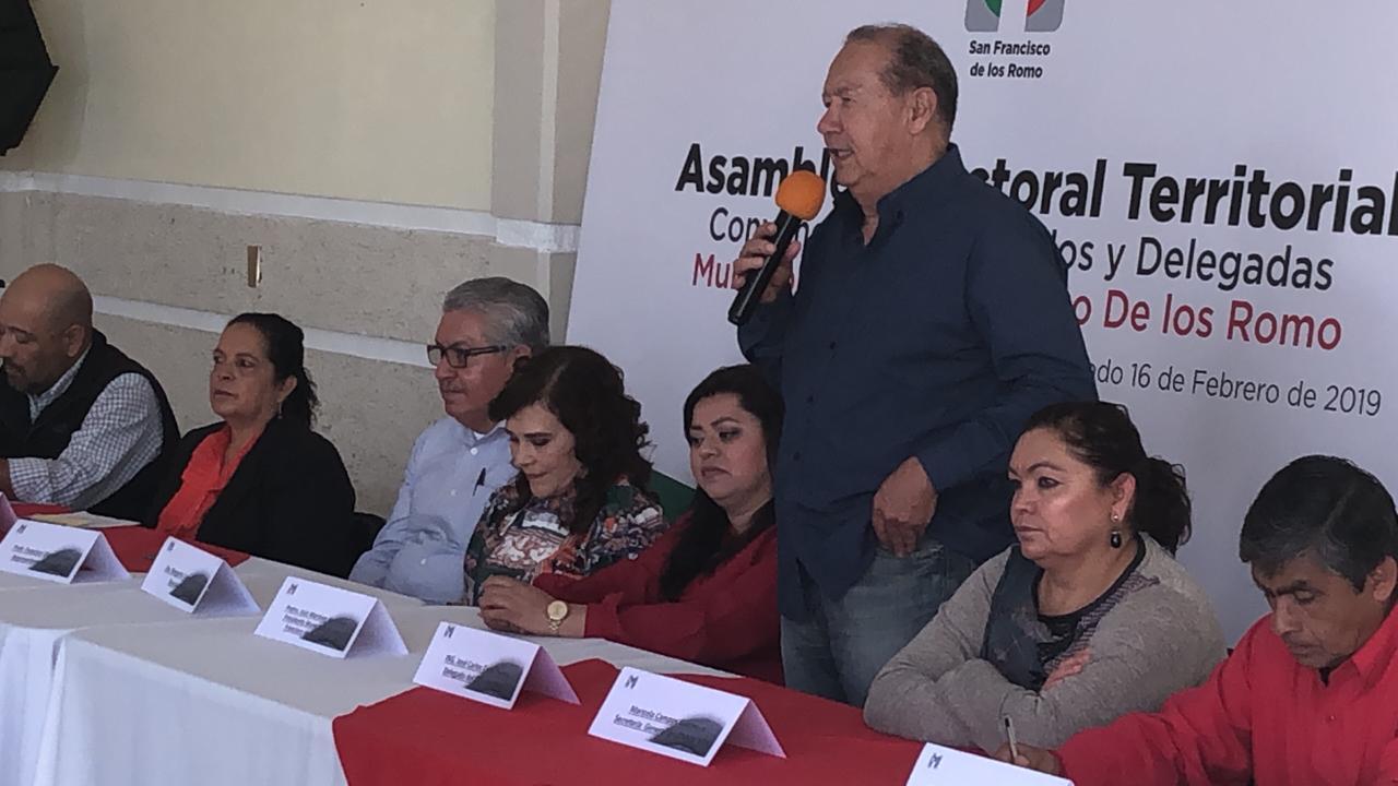 EL 10 DE MARZO SERÁ LA CONVENCIÓN DE DELEGADOS Y DELEGADAS PARA ELEGIR CANDIDATOS DEL PRI PARA TRES MUNICI...