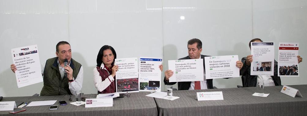 """INCUMPLE GOBIERNO DE GUANAJUATO COMPROMISO CON IMPOSICIÓN DE FISCAL """"CARNAL"""""""