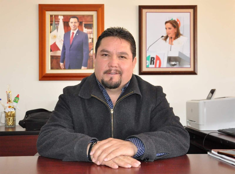 INSTRUYE PRESIDENTE DEL PRI A COLABORADORES BUSCAR MILITANTES CASA POR CASA