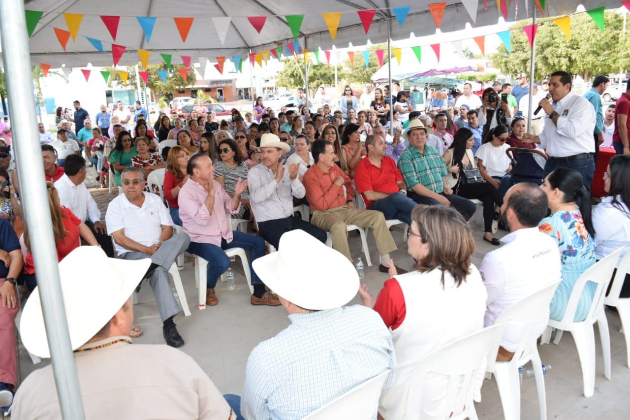 REGISTRA PRI  EXCELENTE JORNADA DE AFILIACIÓN Y REAFILIACIÓN EN GUASAVE