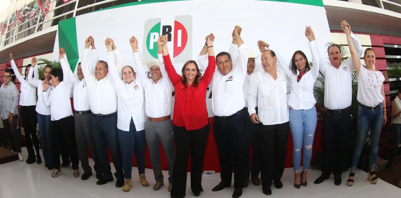 EN LAS ELECCIONES DE 2019 PRI REAFIRMARÁ QUE SIGUE SIENDO GRANDE: RUIZ MASSIEU