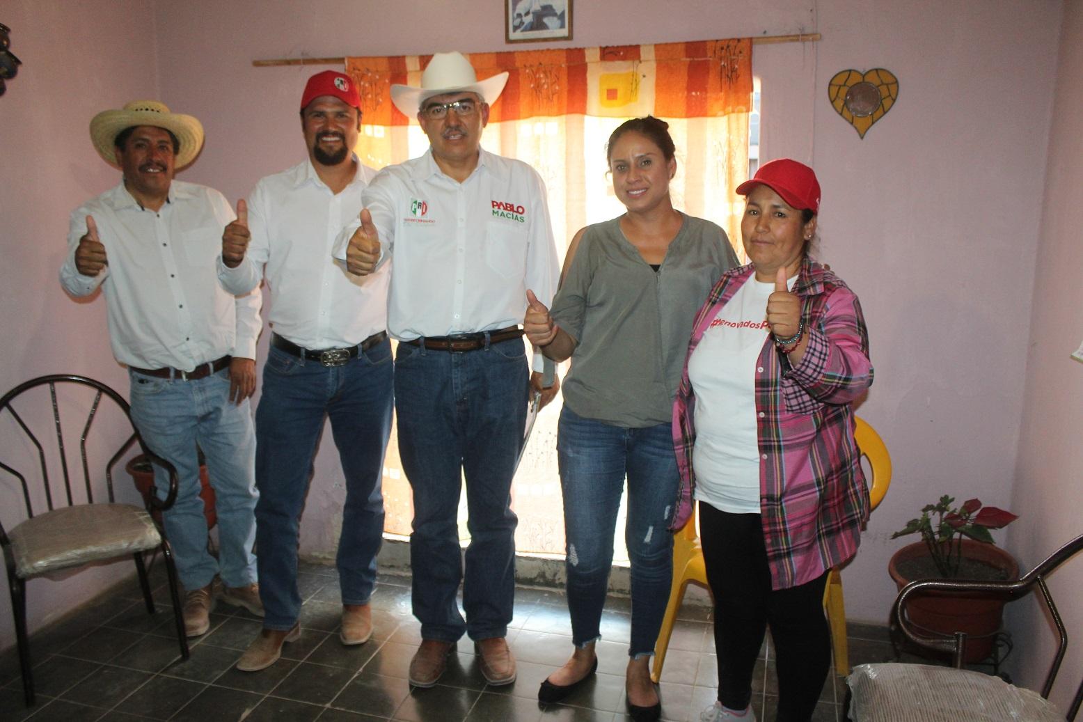 LA GRANDEZA DE TEPEZALÁ ES SU GENTE: PABLO MACÍAS FLORES