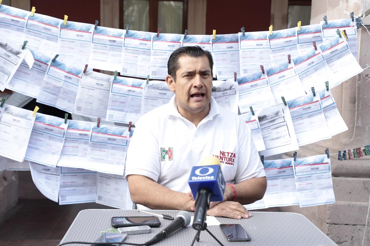 NETZA VENTURA EMPLAZA AL DIRECTOR GENERAL DE CAASA – VEOLIA