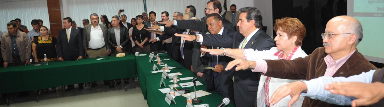 EXPRESARÁ PLATAFORMA ELECTORAL DEL PRI EL SENTIR DE LOS MEXICANOS