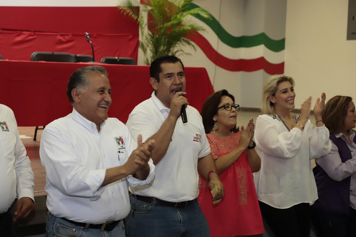 NETZA VENTURA SE DECLARA LISTO PARA DAR LA CARA, GANAR Y GOBERNAR POR LAS FAMILIAS DEL MUNICIPIO DE AGUASCALIENTES
