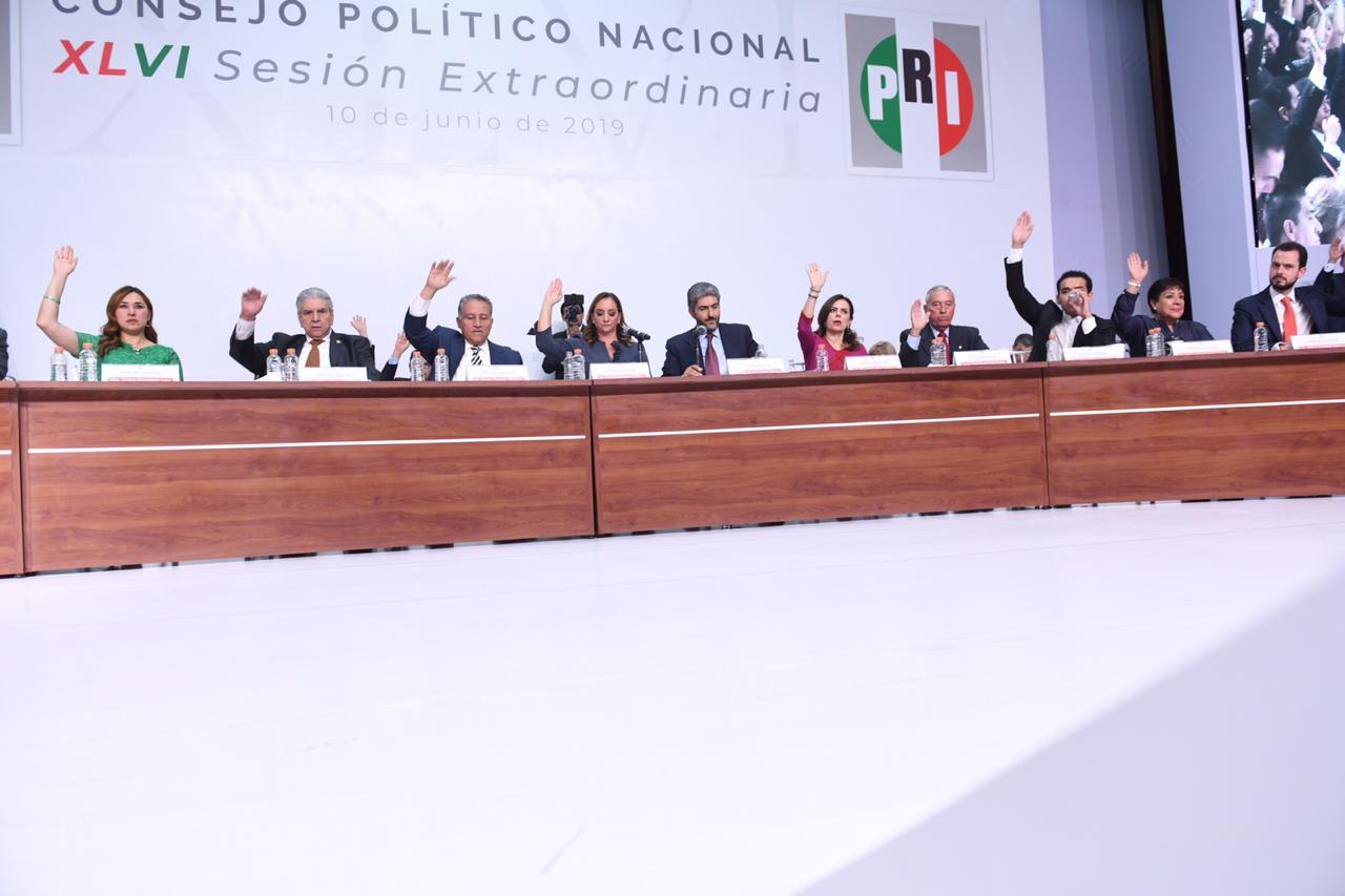 EL PRI ASUME UN COMPROMISO CON LA APERTURA Y LA DEMOCRACIA EN SU INTERIOR: RUIZ MASSIEU