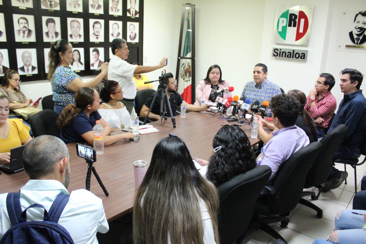 VIENEN CANDIDATO Y CANDIDATA A PRESIDENCIA DEL CEN DEL PRI ESTE SÁBADO
