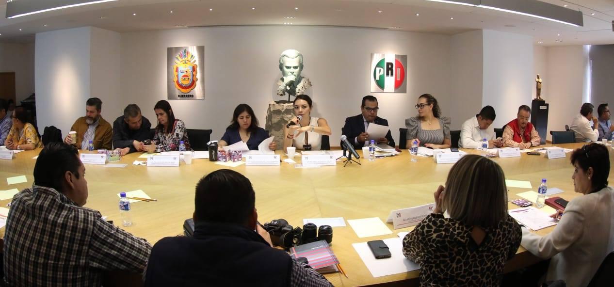 RESPALDA PRI GESTORÍA DE CONCEJALES DE LA CIUDAD DE MÉXICO
