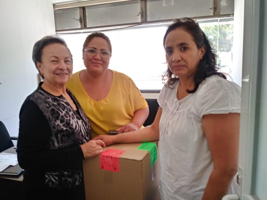ENTREGA EL PRI APOYOS SOCIALES EN TABASCO Y ZACATECAS